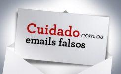 Receita Federal Alerta para e-mails falsos em nome da instituição